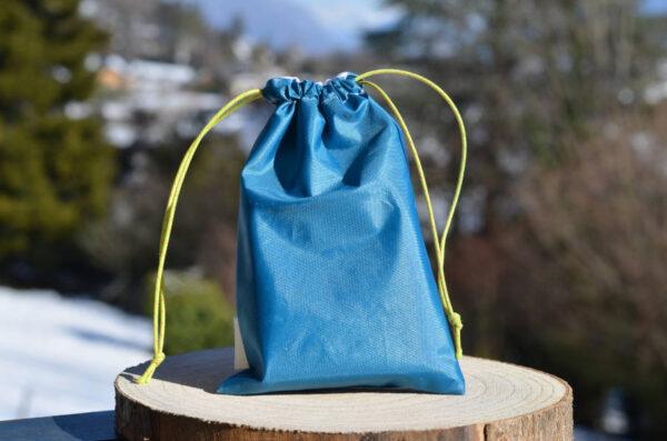 Pochette de transport étanche pour savon solide