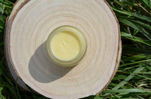Baume à l'huile d'olive et au beurre de karité bio
