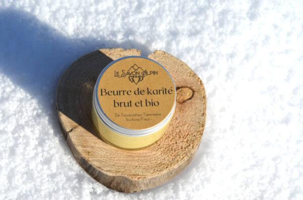 Beurre de karité pour hydrater la peau